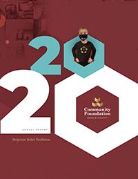 Community Foundation DeKalb County 2020 Annual Report